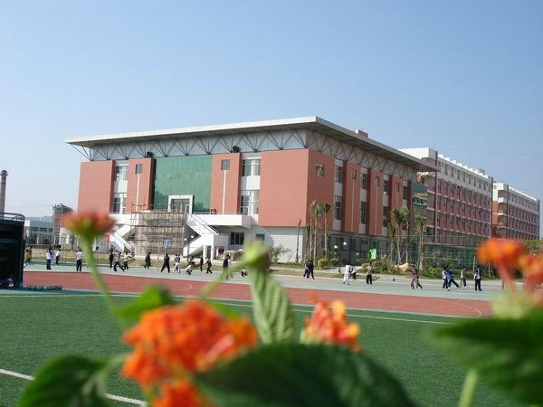 厦门有一个地方叫海沧,有一所学校叫海沧中学 厦门海沧中学 Amoy厦门 3