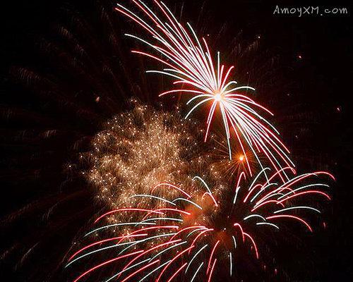 今年农历初一晚:厦门、金门同放烟火庆新春