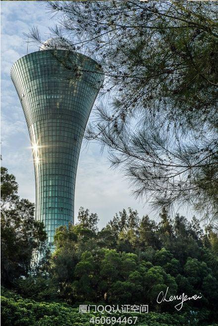 厦门海上明珠塔正式开放  360度俯览厦门