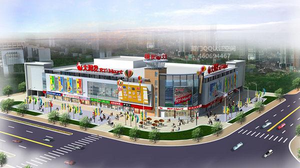 全国最大大润发入驻海沧: 海沧西雅图店预计明年开业