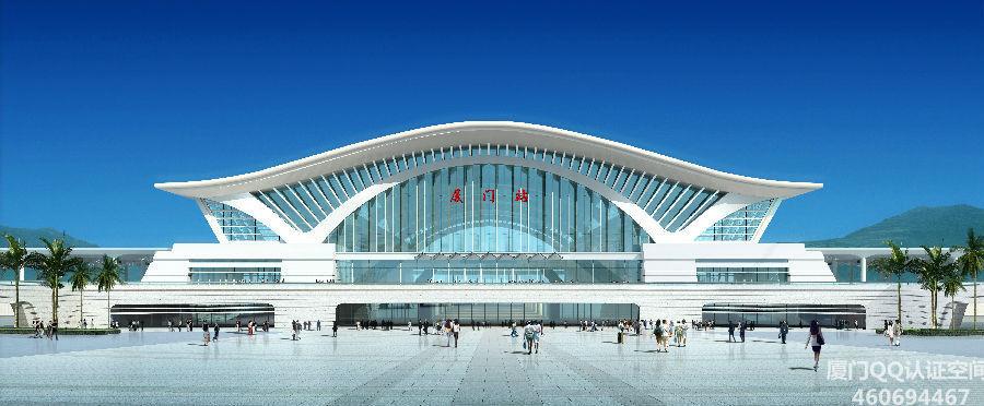 厦门新火车站下月启用,部分动车将重回岛内