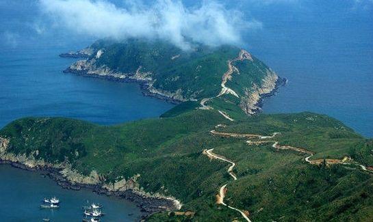 福建最大的岛屿:福建岛屿面积大小排行
