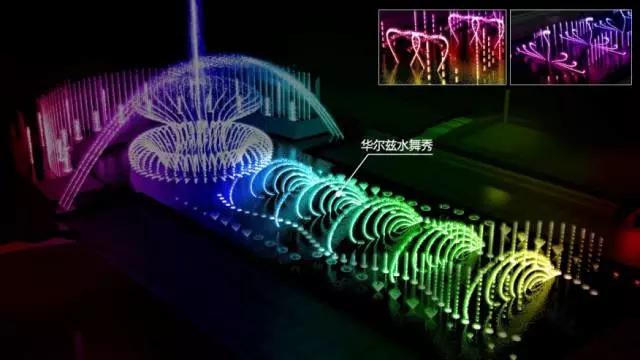 免费:厦门白鹭洲音乐喷泉升级!933个喷头,灯光喷泉40米高!