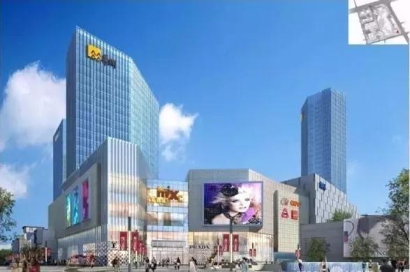 福建最高端购物中心:厦门华润万象城封顶! 华润万象城 Amoy厦门 2