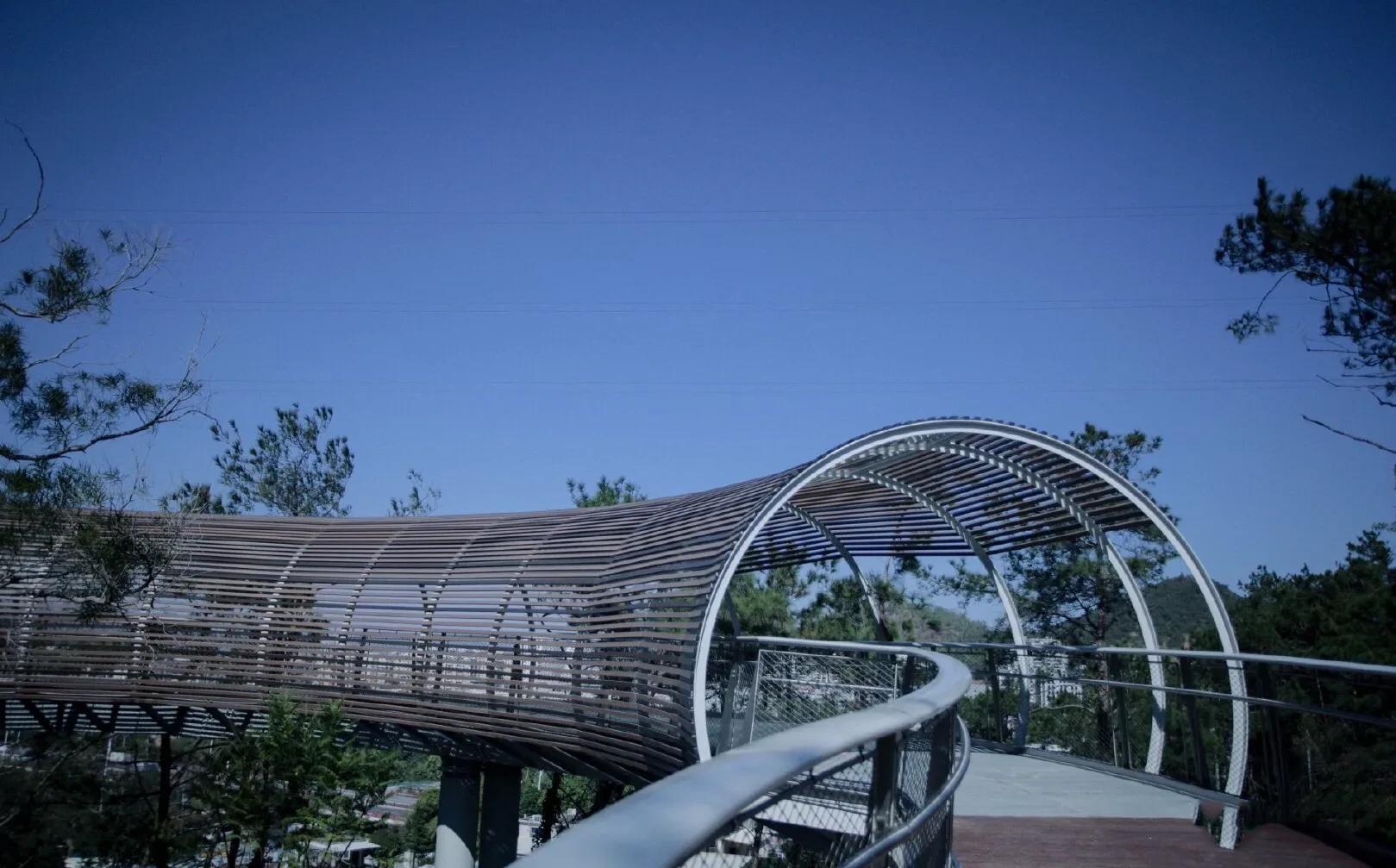 穿过山和大海,新网红打卡地厦门山海健康步道2020年元旦开放体验
