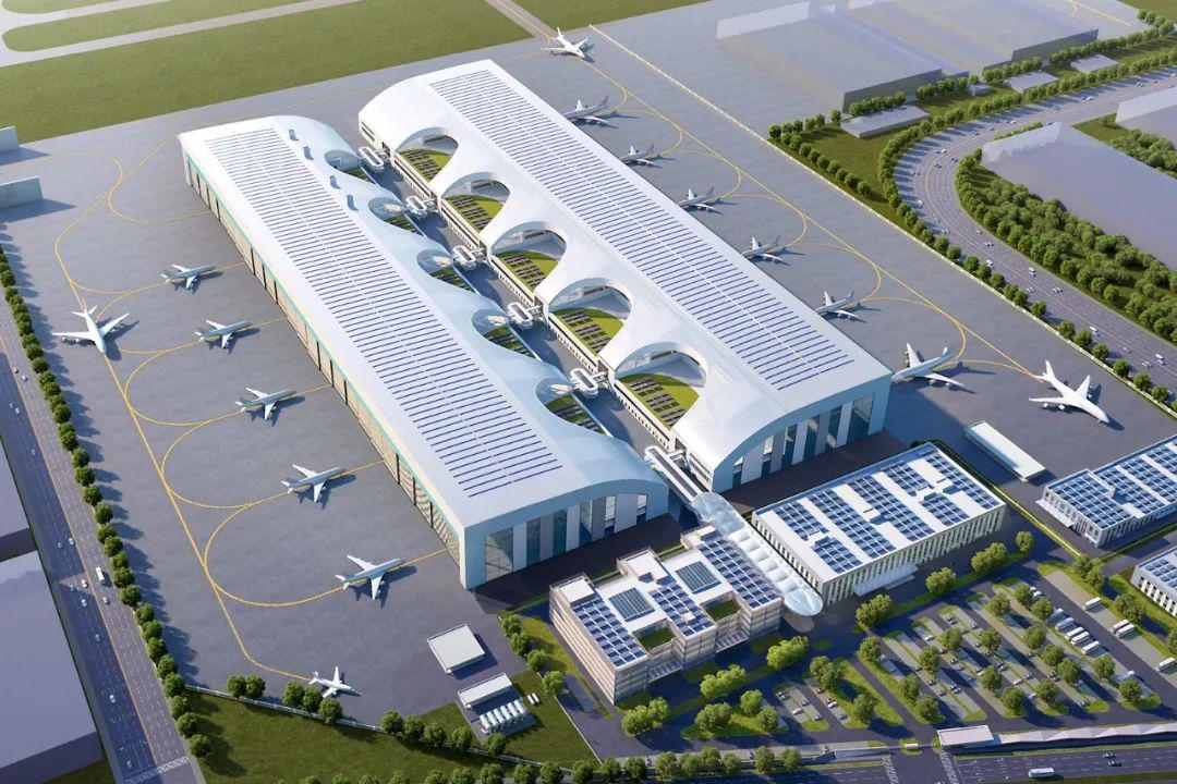 官方:厦门高崎机场和太古飞机维修基地将进行整体搬迁